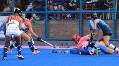 cecilia pastor fue convocada a la seleccion argentina de hockey pista