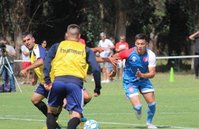 Unión empató sin goles ante Quilmes en su segundo amistoso