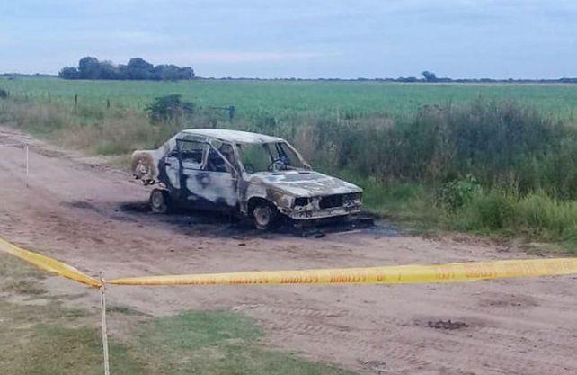 Alejandra: una mujer de 33 años murió quemada dentro de un auto