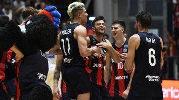 san lorenzo e instituto se metieron las semifinales de la champions league