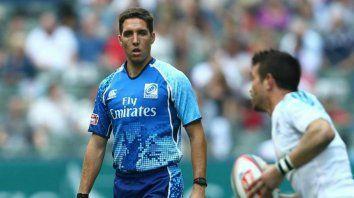federico anselmi sera uno de los arbitros del super rugby