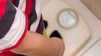 alertan sobre la obesidad infantil en el norte provincial
