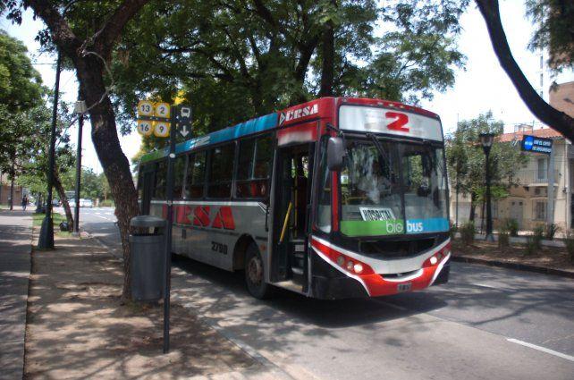 Transporte urbano: la demanda cayó un 92% y finaliza el convenio nacional por subsidios