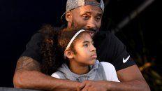 Gianna Bryant también murió en el accidente aéreo de su padre Kobe