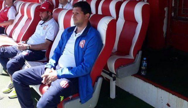 Marcelo Mosset podría terminar el año como DT de Unión.