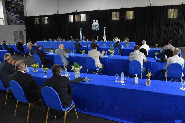 La falta de ingresos preocupa a la dirigencia argentina.