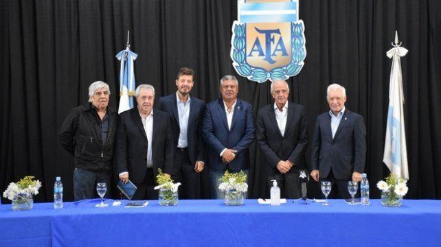 La Liga Profesional le envió a los clubes el protocolo que se elaboró en AFA.