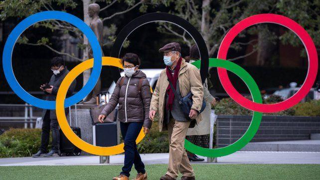 El presidente del COI volvió a poner en duda los Juegos Olímpicos de Tokio, que debían arrancar hoy.