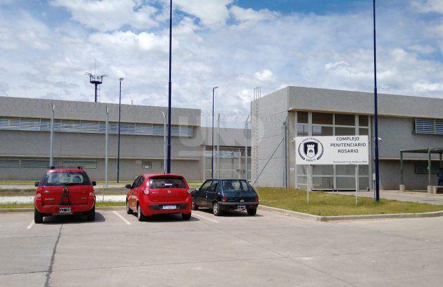 Complejo penitenciario Rosario unidad 5
