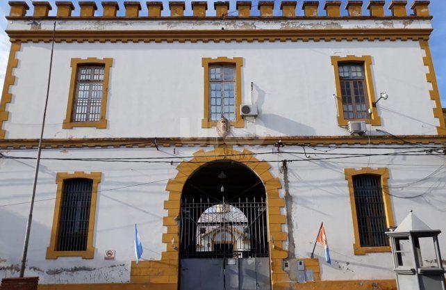 Unidad 3 servicio penitenciario Rosario
