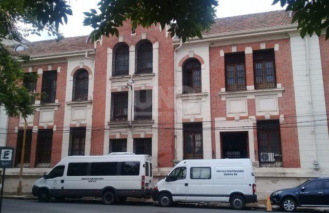Unidad 4 cárcel de Mujeres de Santa Fe.