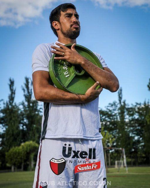 Marcelo Estigarribia contó de qué manera trabaja para el regreso de la actividad.