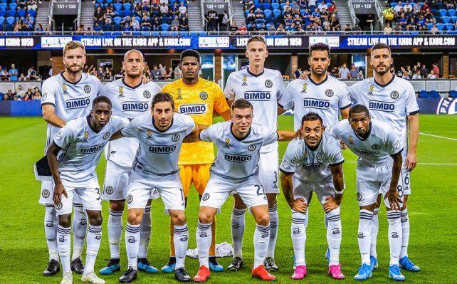 Philadelphia Union es el primer club con un positivo de coronavirus en la MLS.