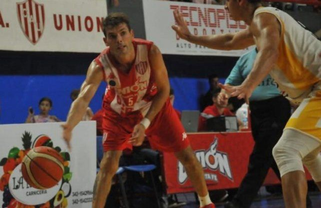 Unión le puso fin a la temporada a la Liga Argentina de básquet. Prensa Unión