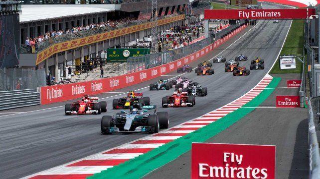 El GP de Austria marcará el inicio de temporada en Fórmula 1.