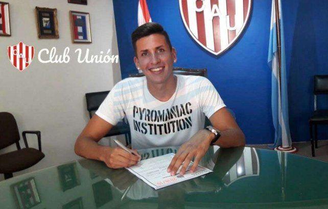 Mariano Gómez, tras su paso por Ibiza, es pretendido por Atlético Madrid, que le dejaría un buen rédito económico a Unión.