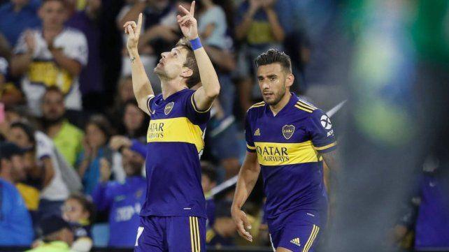 Franco Soldano seguiría en Boca a préstamo, lo que no será un buen negocio para Unión.