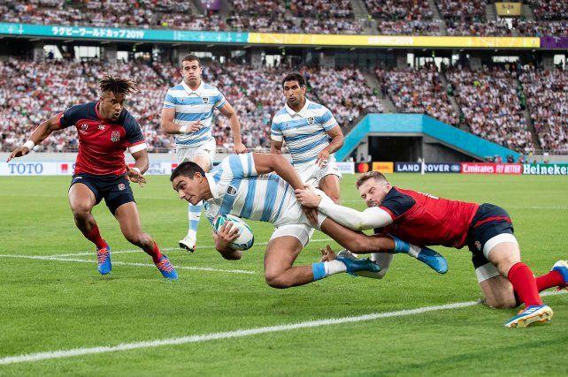 El rugby es el segundo deporte con riesgo de posible contagio.