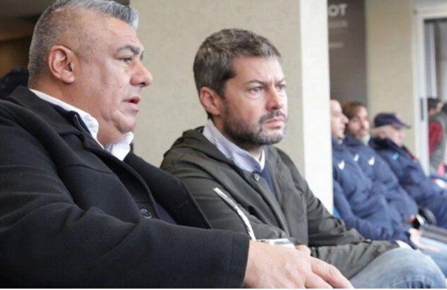 Matías Lammens insistió en que la vuelta del fútbol depende de como esté la enfermedad en el AMBA