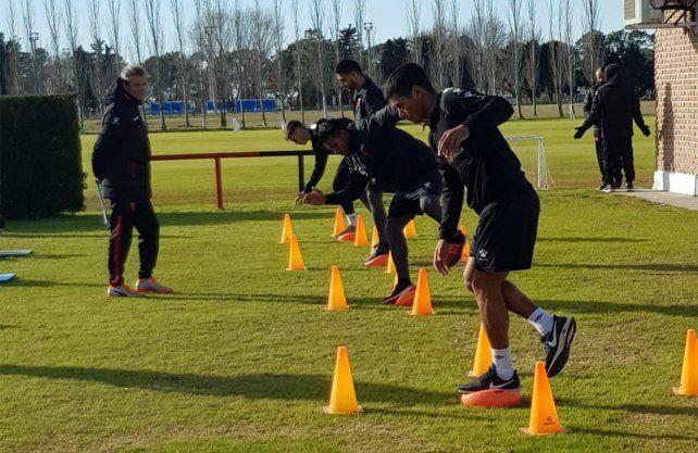 Varios jugadores del plantel reclaman deudas en Colón. Foto: prensa Colón