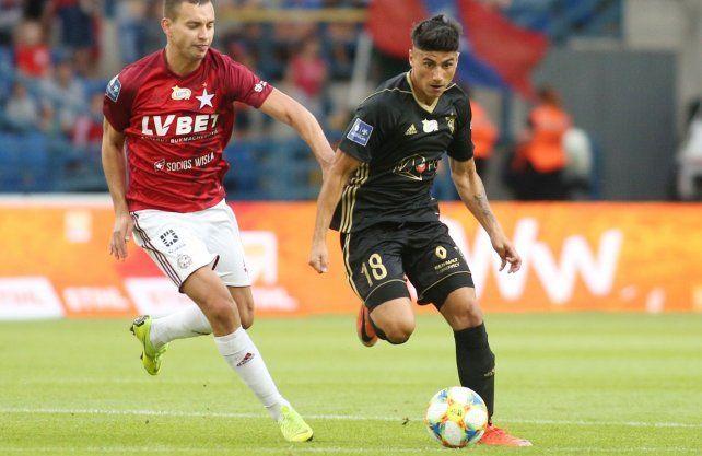 Juan Bauza debe volver a Colón, pero no quiere jugar en Argentina