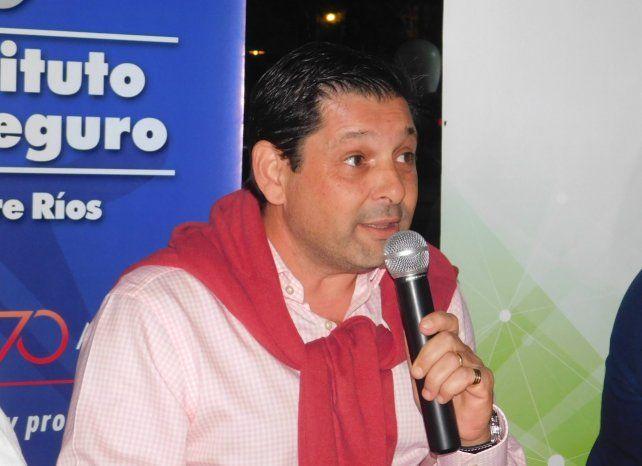 Bajach, presidente de la subcomisión de rugby de La Salle, aseguró que habrá que realizar nuevamente las pretemporadas.