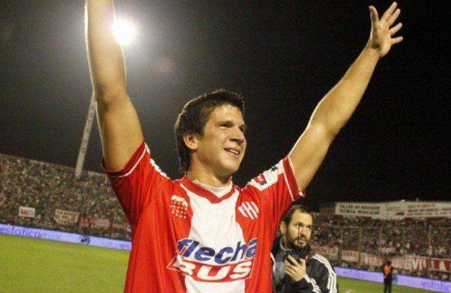 Santiago Zurbriggen recordó a su amigo Diego Barisone, fanático de Unión.