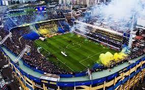 Boca siempre juega a cancha llena en La Bombonera.