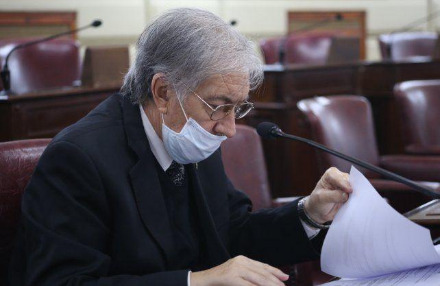 El senador Justicialista por 9 de Julio fue el primero en apuntar contra la figura del ministro de Seguridad de la provincia, Marcelo Sain.