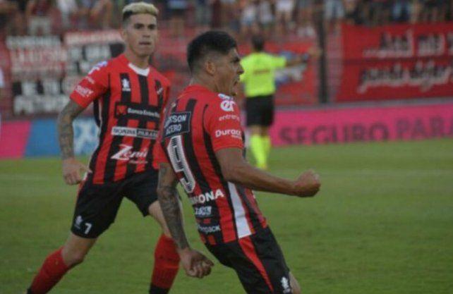 Cristian Tarragona, que también sonó en Unión, estaría en la mira de Estudiantes. Prensa Patronato