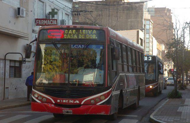 Transporte: cuarto intermedio hasta el lunes y UTA permanece en alerta