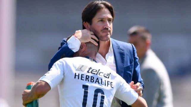 Bruno Marioni es uno de los candidatos a ser el nuevo entrenador de Unión.
