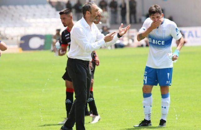 Medios chilenos confirman que Juan Azconzábal no seguirá en Antofagasta. Prensa Deportes Antofagasta