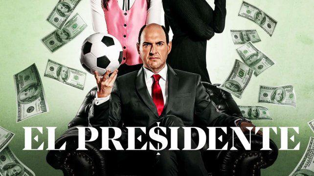 La serie El Presidente fue estrenada por Amazon y no cayó bien en la familia de Julio Grondona