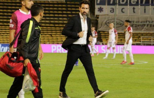 Eduardo Domínguez estaría preparando la vuelta a Santa Fe