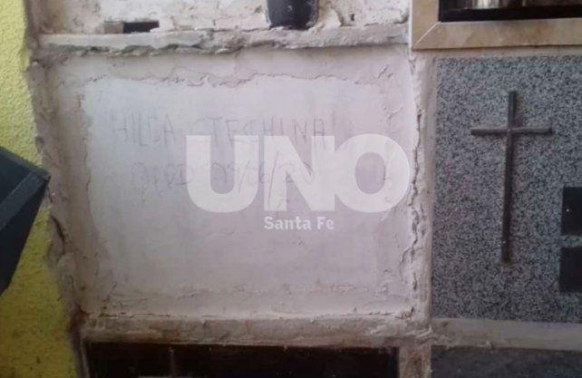 Le piden explicaciones al municipio por la desaparición y remoción de féretros en el cementerio