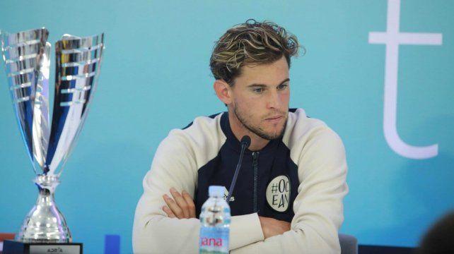 Dominic Thiem mostró su arrepentimiento en Instagram por haber jugado el torneo que organizó Djokovic.