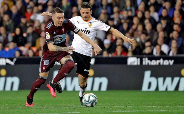 Valencia buscará seguir prendido en lo más alto de la Liga de España.