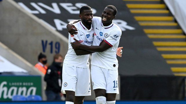 Chelsea es uno de los equipos que se metió en las semifinales de la FA Cup de Inglaterra