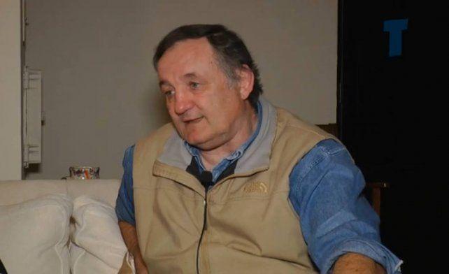 Gustavo Milano es todo un símbolo del Jockey de Rosario.