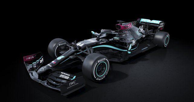 Lewis Hamilton se convirtió en una de las voces contra el racismo.