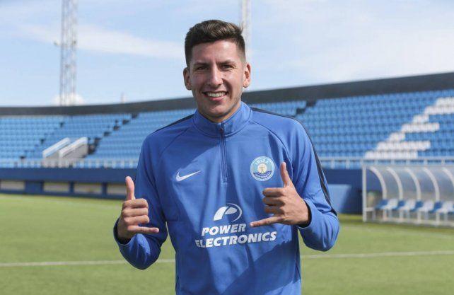 Unión todavía no recibió una oferta de Ibiza por la opción de compra de Mariano Gómez.