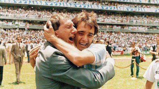 Pasculli recordó el título en el Mundial de México y también se refirió a Colón.