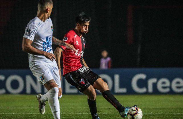 Estigarribia podría recalar en el fútbol uruguayo.