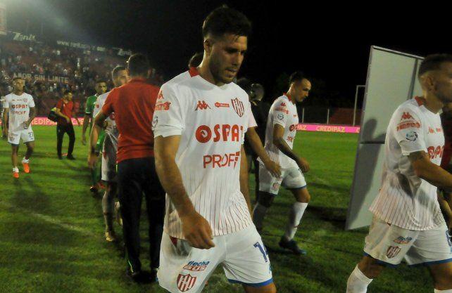 Federico Milo estaría entre las prioridades de Estudiantes, alejándose un poco más de Unión. Prensa Unión