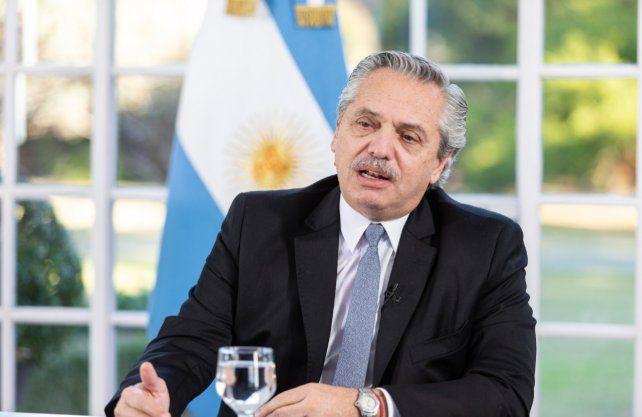 Fernández, sobre Vicentin: