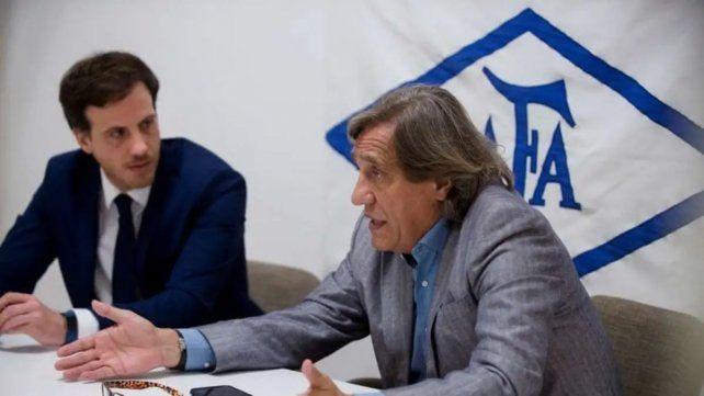 Donato Villani tiene una extensa trayectoria en el Consejo Médico de AFA y fue uno de los encargados de elaborar el protocolo.