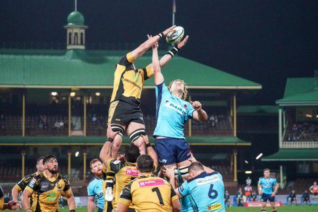 El Super Rugby australiano sigue su curso con el triunfo deWaratahs anteWestern Force