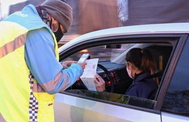 La Agencia Provincial de Seguridad Vial negó el ingreso a Santa Fe de 300 vehículos