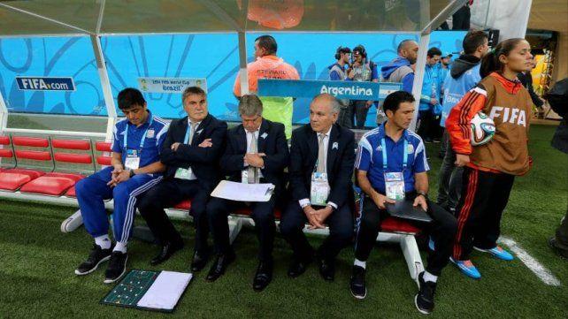 Gugnali, ayudante de campo de Sabella en la Selección Argentina, habló una vez más de Leo Messi.